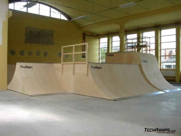 Skatepark in Wrocław