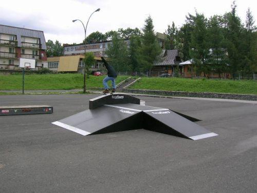 Skatepark in Zakopane
