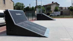 skatepark Jaraczewo - 1