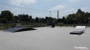 skatepark Jaraczewo - 2