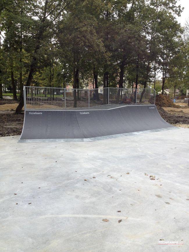 Skatepark Jedrzejow