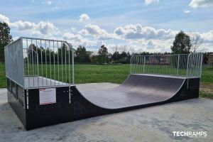 Πάρκο skatepark Jeżowe