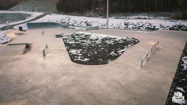 Skatepark Kalwaria Zebrzydowska