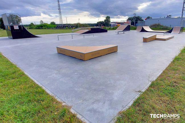 Skatepark Kargowa
