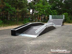 Skatepark Klucze