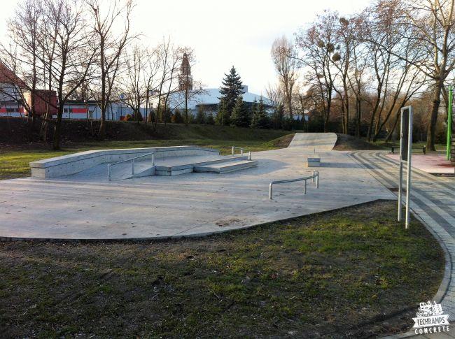 Skatepark Knurow