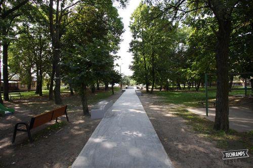 Skatepark Komarówka Podlaska