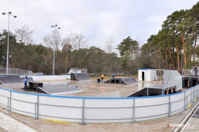 Skatepark Kozienice