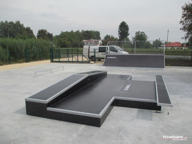 Skatepark Kozubszczyzna