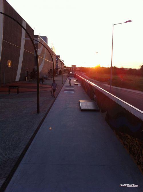 Skatepark Krakow - Galeria Bronowice