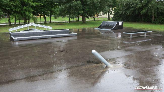 Skatepark Krasocin