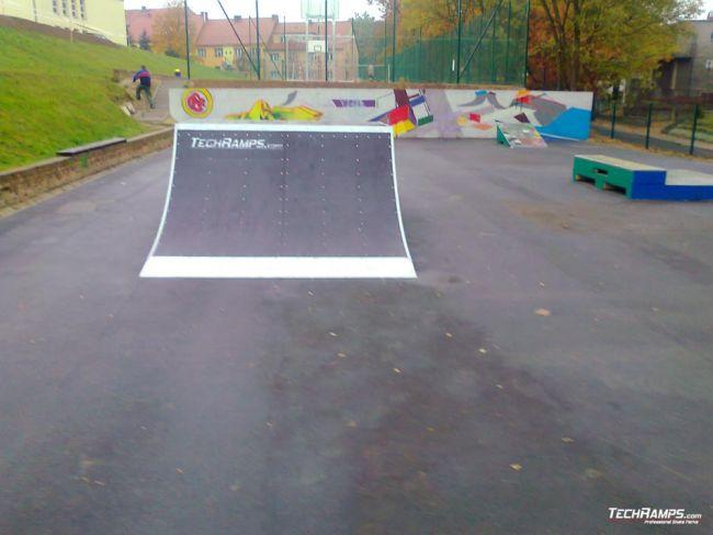 Skatepark Krosno Odrzanskie