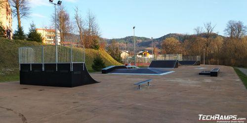 Skatepark Krynica