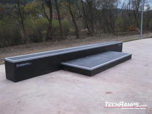 Skatepark Krynica Zdrój Manualbox