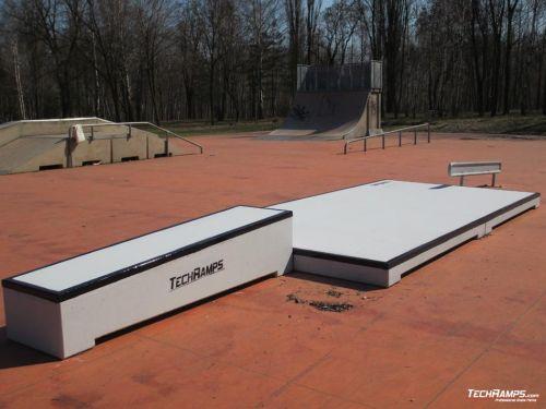 Skatepark Ledziny