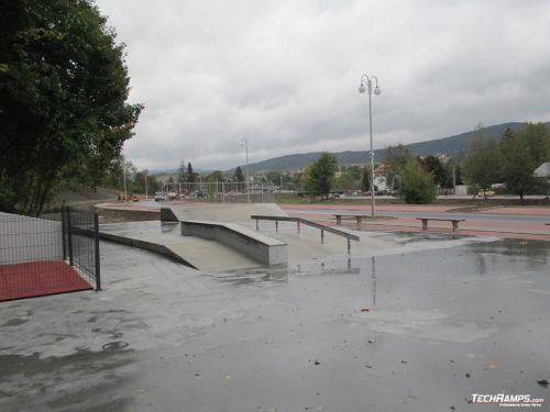 Skatepark Limanowa