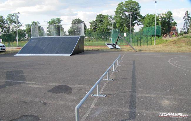 skatepark Lipno
