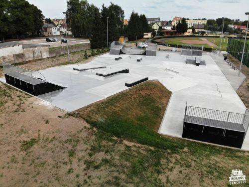 Skatepark Łobez