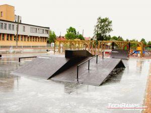 skatepark Łosice 1