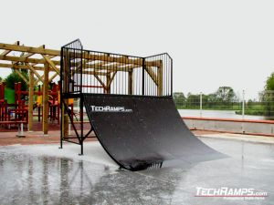 skatepark Łosice 4