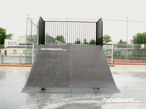 skatepark Łosice 5