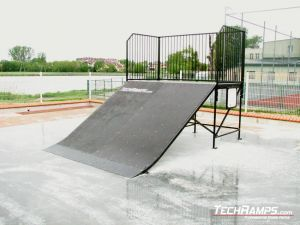 skatepark Łosice 6