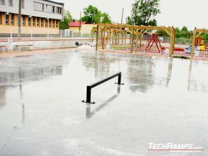 skatepark Łosice 9