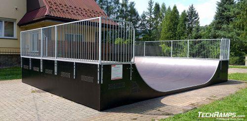 Skatepark Lubień