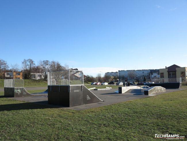 Skatepark Lubin (extension)