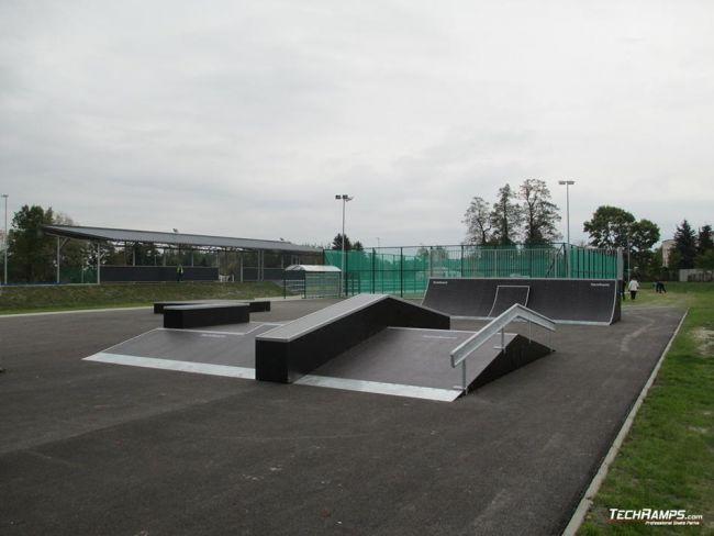 Skatepark Lubycza Królewska