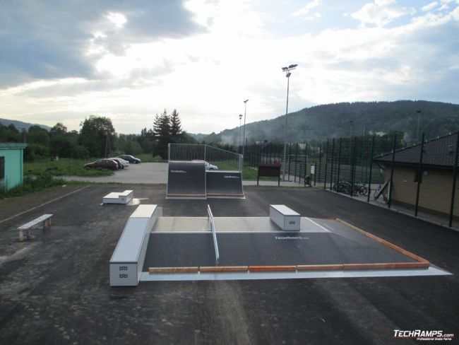 Skatepark Maków Podhalański
