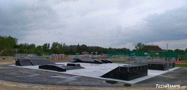Skatepark Międzyrzec Podlaski