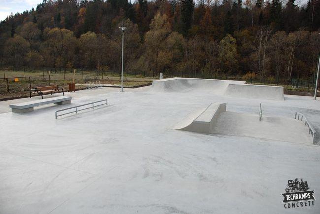 Skatepark Milowka