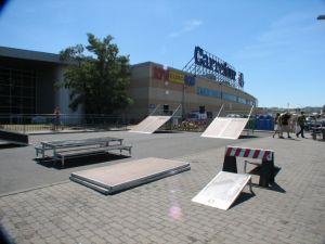 skatepark mobilny