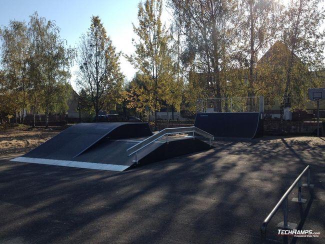 Skatepark Murowana Goslina