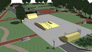Skatepark Myślenice - 1