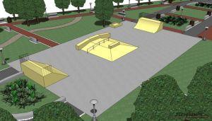 Skatepark Myślenice - 2