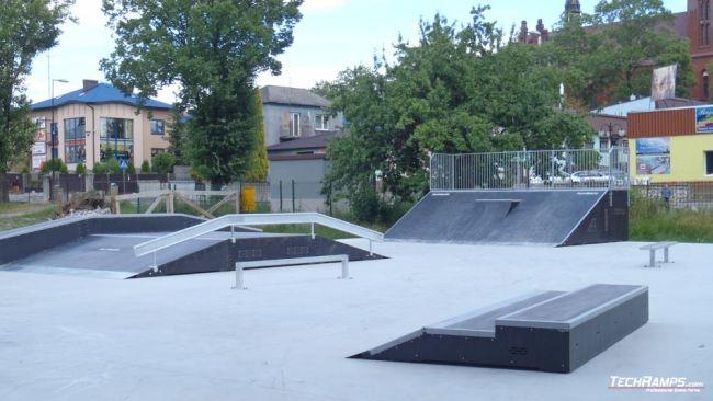 Skatepark Myszkow