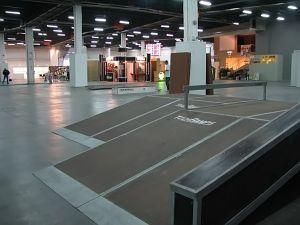 Skatepark na Targach w Kielcach