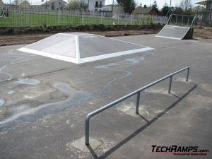 Skatepark Nasielsk - 2