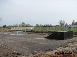 Skatepark Nasielsk - 4