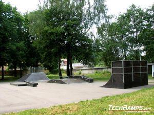 Skatepark - Nidzica - 3