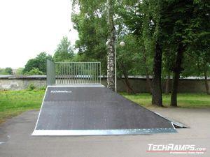 Skatepark - Nidzica - 5
