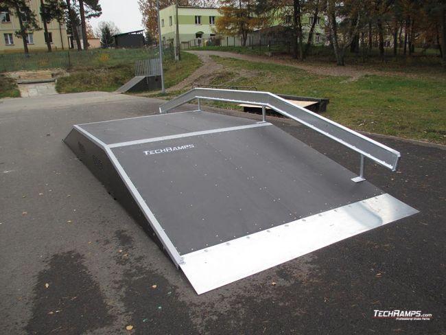 Skatepark Nowa Deba