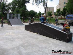 Skatepark Nowowolynsk - 1