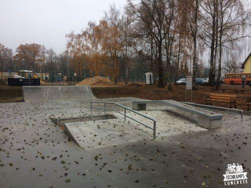 Skatepark Nowy Duniów
