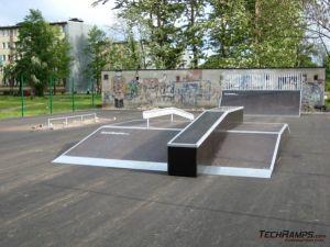 Skatepark Nowy Targ - 3