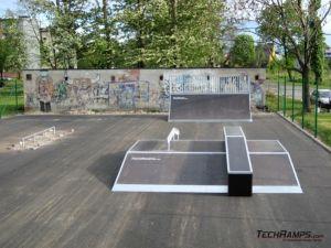Skatepark Nowy Targ - 4