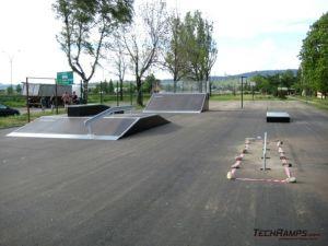 Skatepark Nowy Targ - 6