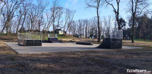 Skatepark Nowy Tomyśl 2